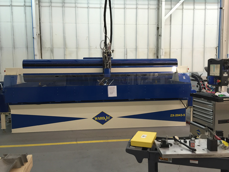 Waterjet Cutting Services - Dover, New Jersey